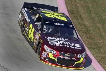 NASCAR Sprint Cup Series: Jeff Gordon vence em Martinsville