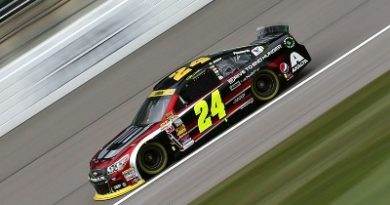 NASCAR Sprint Cup: Jeff Gordon marca a pole em Miami