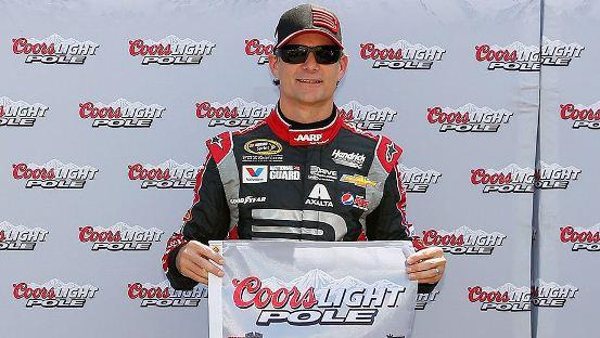 NASCAR Sprint Cup Series: Jeff Gordon marca a pole em Watkins Glen