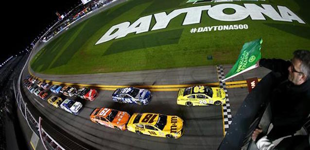 NASCAR Sprint Cup: Confira o grid para a Daytona 500