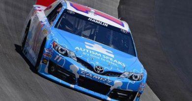 NASCAR Sprint Cup Series: Denny Hamlin marca a segunda pole consecutiva