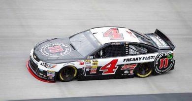 NASCAR Sprint Cup Series: Kevin Harvick marca a pole em Bristol