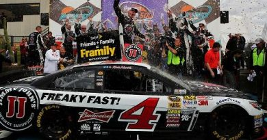 NASCAR Sprint Cup Series: Kevin Harvick domina em Phoenix