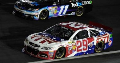 NASCAR Sprint Cup Series: Kevin Harvick vence em Charlotte