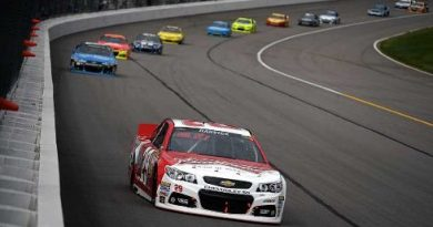 NASCAR Sprint Cup Series: Kevin Harvick vence no Kansas