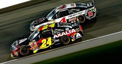 NASCAR Sprint Cup Series: Jeff Gordon vence no Kansas