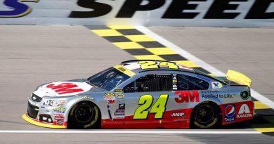 NASCAR Sprint Cup Series: Jeff Gordon marca a pole em Talladega