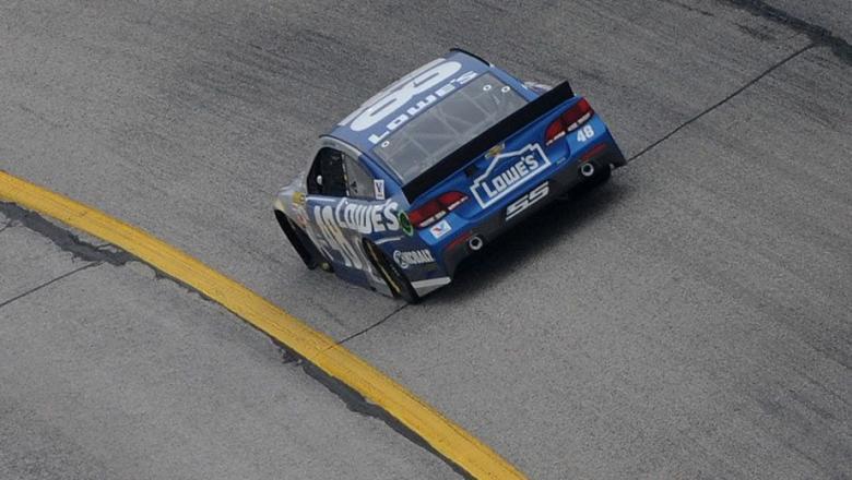 NASCAR Sprint Cup Series: Jimmie Johnson vence em Atlanta