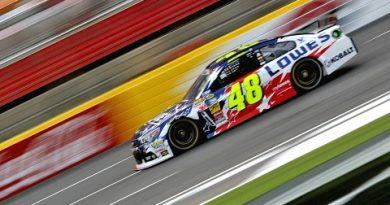 NASCAR Sprint Cup Series: Jimmie Johnson marca a pole em Charlotte