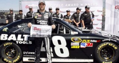 NASCAR Sprint Cup Series: Jimmie Johnson marca a pole em Chicago