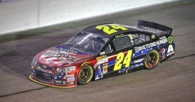 NASCAR Sprint Cup Series: Jeff Gordon marca a pole em Richmond