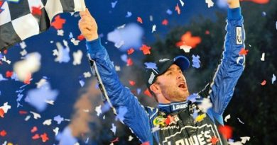 NASCAR Sprint Cup Series: Jimmie Johnson vence no Texas