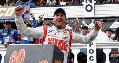 NASCAR Sprint Cup Series: Dale Earnhardt Jr. vence em Pocono