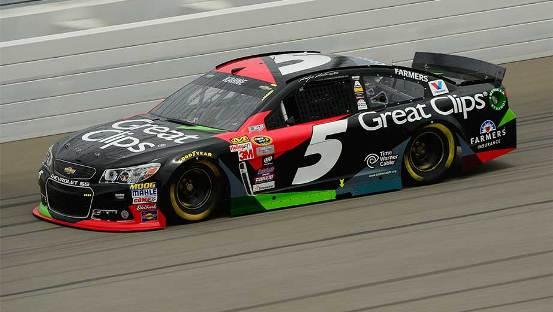 NASCAR Sprint Cup Series: Kasey Kahne marca a pole em Michigan