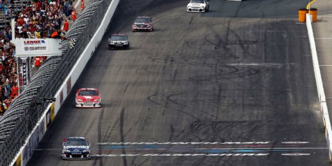 NASCAR Sprint Cup Series: Kasey Kahne vence em New Hampshire