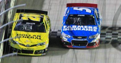NASCAR Sprint Cup Series: Matt Kenseth vence em Bristol