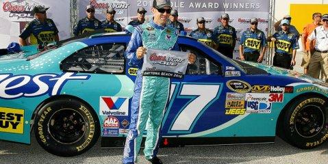NASCAR Sprint Cup: Matt Kenseth marca a pole em Daytona