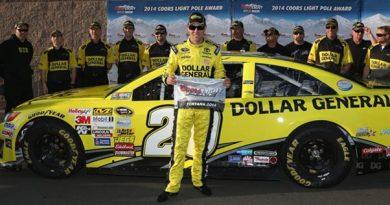 NASCAR Sprint Cup Series: Matt Kenseth marca a pole em Fontana