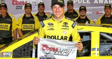 NASCAR Sprint Cup Series: Matt Kenseth marca a pole em Homestead