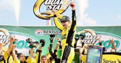 NASCAR Sprint Cup Series: Matt Kenseth vence em Kentucky