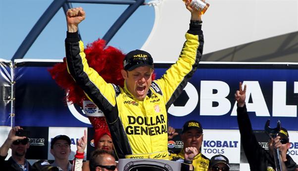 NASCAR Sprint Cup Series: Comemorando 41 anos, Matt Kenseth vence em Las Vegas