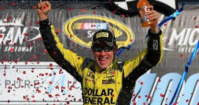 NASCAR Sprint Cup Series: Matt Kenseth vence em Michigan