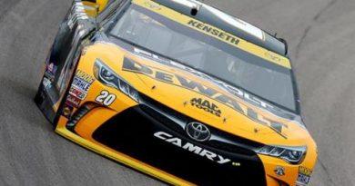 NASCAR Sprint Cup Series: Matt Kenseth marca a pole no Kansas