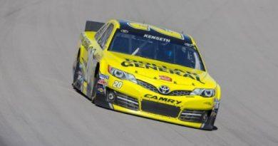 NASCAR Sprint Cup: Depois de punições, Matt Kenseth marca a pole em Richmond
