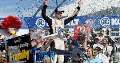 NASCAR Sprint Cup: Brad Keselowski vence novamente em Las Vegas