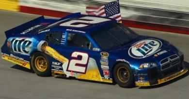 NASCAR Sprint Cup Series: Brad Keselowski vence em Bristol