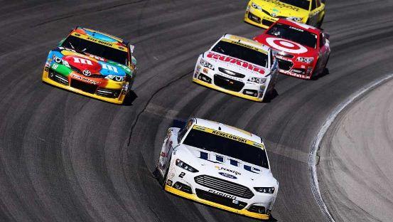 NASCAR Sprint Cup Series: Brad Keselowski vence em Chicago