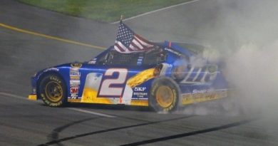 NASCAR Sprint Cup: Brad Keselowski vence em Kentucky