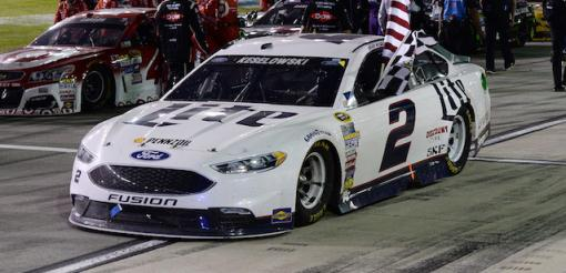 NASCAR Sprint Cup Series: Brad Keselowski vence em Kentucky