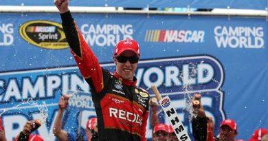 NASCAR Sprint Cup Series: Brad Keselowski vence em New Hampshire