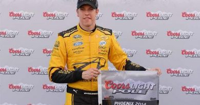 NASCAR Sprint Cup Series: Brad Keselowski marca a pole em Phoenix