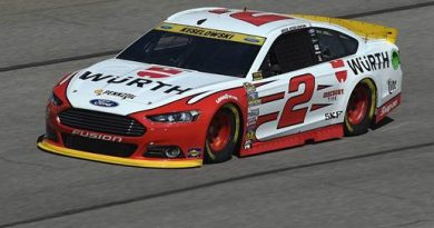 NASCAR Sprint Cup Series: Brad Keselowski marca a pole no Texas