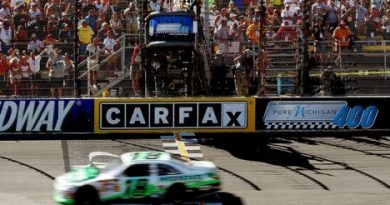 NASCAR Sprint Cup Series: Kyle Busch vence em Michigan