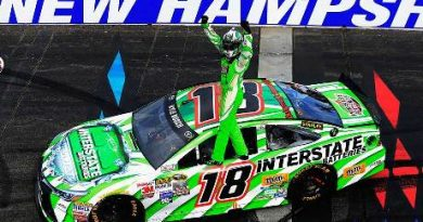 NASCAR Sprint Cup Series: Kyle Busch vence em New Hampshipre