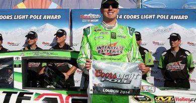 NASCAR Sprint Cup Series: Kyle Busch marca a pole em Loudon