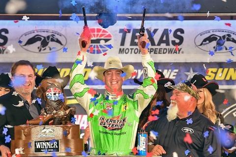 NASCAR Sprint Cup Series: Kyle Busch vence a segunda consecutiva