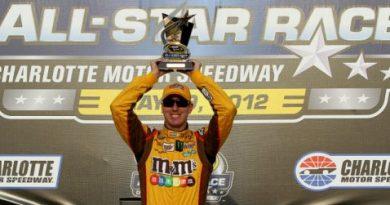 NASCAR Sprint Cup Series: Kyle Busch marca a pole para a All-Star Race