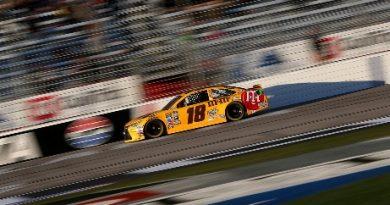 NASCAR Sprint Cup Series: Kyle Busch é punido e perde a pole em Atlanta