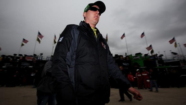 NASCAR Sprint Cup Series: Chuva cancela classificatório em Chicago