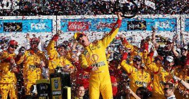 NASCAR Sprint Cup Series: Joey Logano vence a Daytona 500