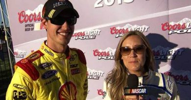 NASCAR Sprint Cup Series: Joey Logano marca a pole em Chicago