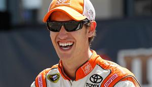 NASCAR Sprint Cup Series: Joey Logano marca a pole em Sonoma