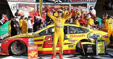 NASCAR Sprint Cup Series: Joey Logano vence em Watkins Glen