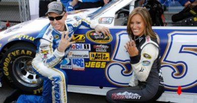 NASCAR Sprint Cup Series: Mark Martin marca a pole em Michigan