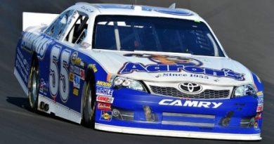 NASCAR Sprint Cup Series: Mark Martin marca a pole-position em Phoenix