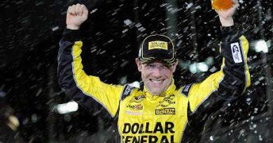 NASCAR Sprint Cup Series: Matt Kenseth vence o Sprint Unlimited